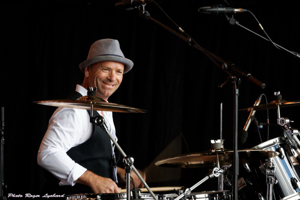 Jean-Marc Monier-Liane Edwards Band