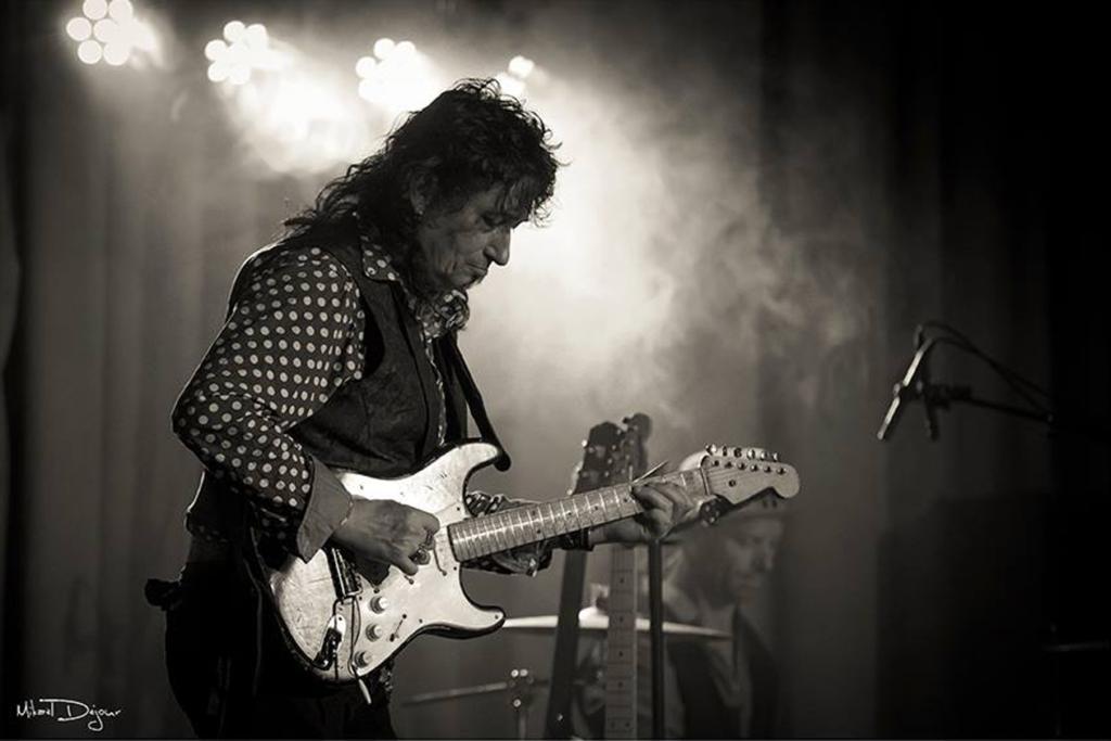 Thierry Jaoul-Liane Edwards Band